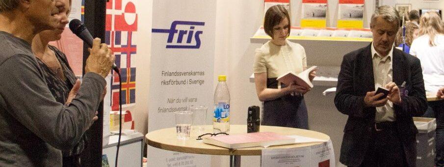 Biskops Arnö släpper Eftertankens följetong på Bokmässan