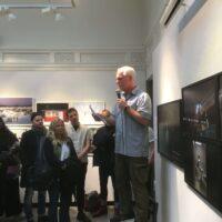 Vernissage och fotoutställning på Galleri Kontrast